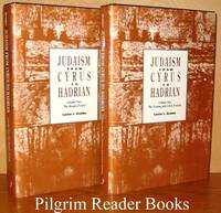 Judaism From Cyrus to Hadrian; Vol. I: The Persian and Greek Periods,  Vol. II: The Roman Period
