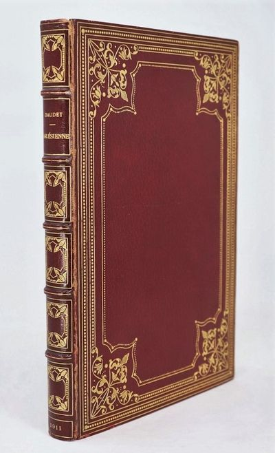 Paris: Blaizot, 1911. Hardcover. Very good. Small quarto. 109 pp, profusely illustrated with etching...