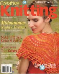 Creative Knitting, Summer 2014