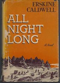 image of ALL NIGHT LONG A Novel of Guerrilla Warfare in Russia