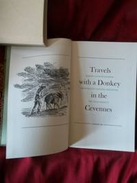 image of Travels with a Donkey in the Cevennes Illustrated with drawings by Edward Ardizzone