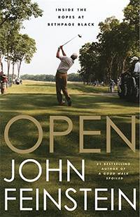 image of Open: Inside the US Open Golf Tournament: Inside the Ropes at Bethpage Black
