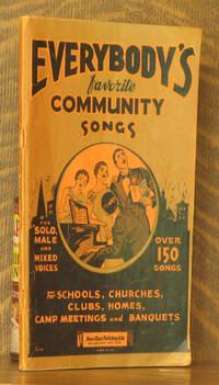 EVERYBODY'S FAVORITE COMMUNITY SONGS