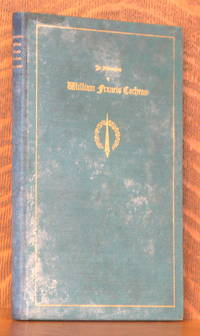 image of IN MEMORIAM WILLIAM FRANCIS COCHRAN