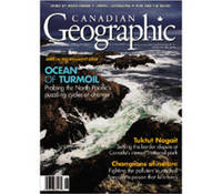 Canadian Geographic, May / June 1999