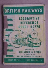British Railways Locomotive Reference 60001-90774.
