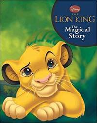 Disneys The Lion King (Disney Padded Story)