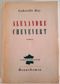 image of Alexandre Chenevert