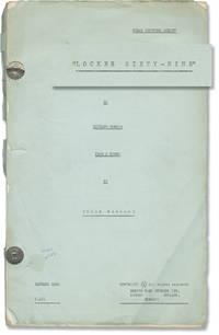 image of Locker 69 [Sixty-Nine] (Original screenplay for the 1962 UK film)