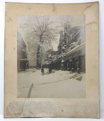 Gelatin silver print, c. 1905, 24.4 by 29.8 cm, mounted on a 33 by 41 cm card. No studio mark or dat...