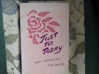 Just for Today by Rev. John Hunter - Paperback - 1976 - from Innerbooks (SKU: biblio 253)