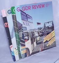 image of GDR Review, 1990, Jan, Feb, Apr, May, Jun, magazine from the German Democratic Republic