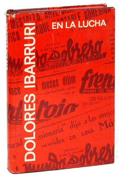 Moscu: Editorial Progreso, 1968. Octavo (20.5cm.); original cloth in red decorative dust jacket, red...