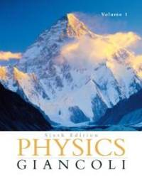 image of Physics: Principles with Applications Volume 1 (Chapters 1-15) with MasteringPhysics (6th Edition) (v. 1, Chapters 1-15)