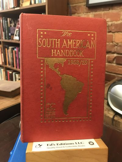 Trade and Travel Publication, 1958-01-01. Hardcover. Good. Red cloth boards have mild dust soiling. ...
