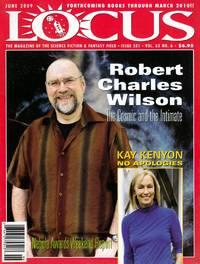 Locus Magazine #581 June 2009