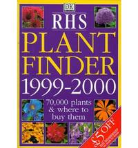 RHS PLant Finder 1999-2000