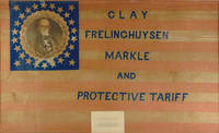 1844 U.S. Presidential Campaign Flag of Henry Clay