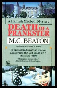 DEATH OF A PRANKSTER - An Hamish Macbeth Mystery