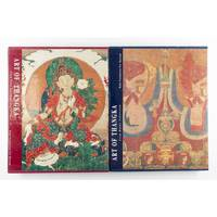 image of Art of Thangka. A Catalogue of the Hahn Foundation for Museum. Translated by, Korean: Hahn Foundation for Museum, English: Roderick Whitfield & Young-sook Pak.