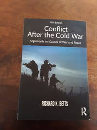 image of Conflict After the Cold War: Arguments on Causes of War and Peace