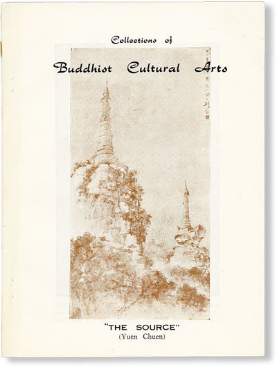 . First Edition. Octavo (21cm.); publisher's white pictorial wrappers; 25,pp.; photographic illus. t...