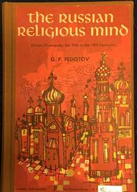 The Russian Religious Mind