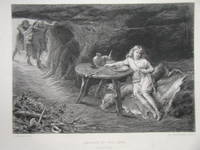 Imogen In The Cave. (Cymbeline).