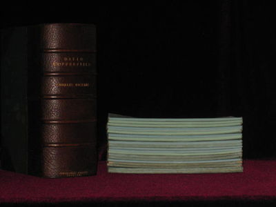 London (May 1849 - November 1850): Bradbury and Evans. First Edition. Original Wraps. ALL wrappers a...