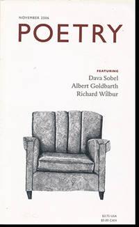 Poetry: (Volume 189, Number 2, November 2006)