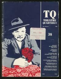 TQ: Theatre Quarterly: Vol. X, No. 38, Summer 1980