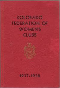 image of Colorado Federation of Women's Clubs 1937-1938