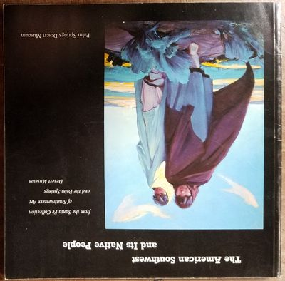 Palm Springs, CA: Palm Springs Desert Museum, 1986. Softcover. VG. Black illustrated glossy wraps. 7...