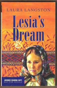 LESIA'S DREAM Advance Reading Copy