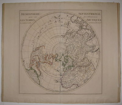 Amsterdam: J. Covens et C. Mortier. unbound. very good. Map. Engraving with original hand outline. I...