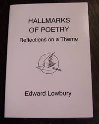 Hallmarks of Poetry : Reflections on a Theme