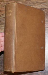 The Antiquaries Journal, Being the Journal of The Society of Antiquaries of London, Volume XI 1931, Numbers 1, 2, 3 and 4. January, April, July and October 1931