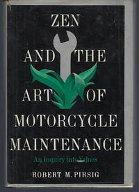 image of Zen and the Art of Motorcycle Maintenance - An Inquiry Into Values