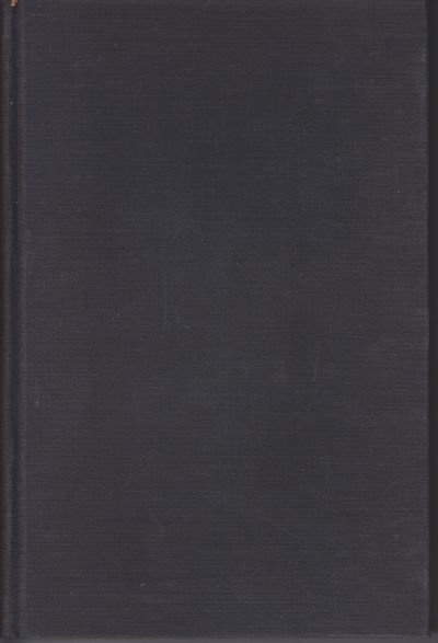 n. p.: n. p. 1943. Hardcover. Black cloth, near fine and bright, in good+ to very good- slipcase whi...