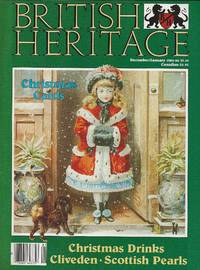 image of BRITISH HERITAGE ~ December 1985 / January 1986