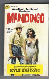 Mandingo by  Kyle Onstott - Paperback - 1969 - from Sparkle Books and Biblio.com