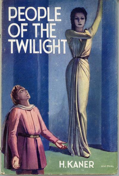 Llandudno: The Kaner Publishing Company, 1946. Octavo, pp. 7-188 , publisher's terra cotta cloth, fr...