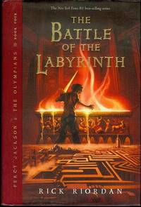 The Battle of the Labyrinth (Percy Jackson And The Olympians Book Four)