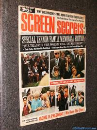 Screen Secrets, November 1969, Vol.1 No.2 (Special Lennon Family Memorial Edition)
