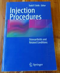 image of Injection Procedures: Osteoarthritis and Related Conditions
