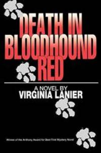 image of Death in Bloodhound Red (Jo Beth Sidden, No. 1)