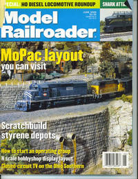 Model Railroader June 2000: