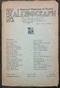 Kaleidograph. A National Magazine of Poetry.