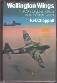 Wellington Wings  An RAF Intelligence Officer in the Western Desert