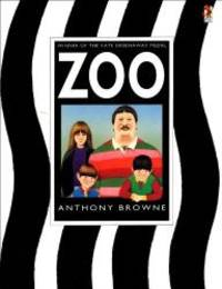 Zoo (Red Fox Picture Books) by Anthony Browne - Paperback - 1999-01-03 - from Books Express and Biblio.com